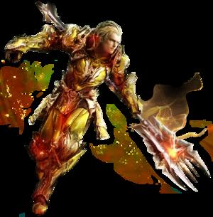 Gladiator AION